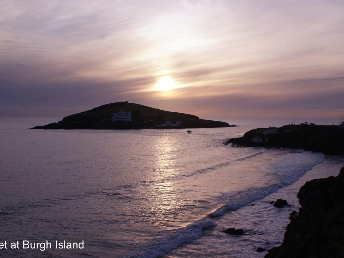 8 Burgh Island Causeway