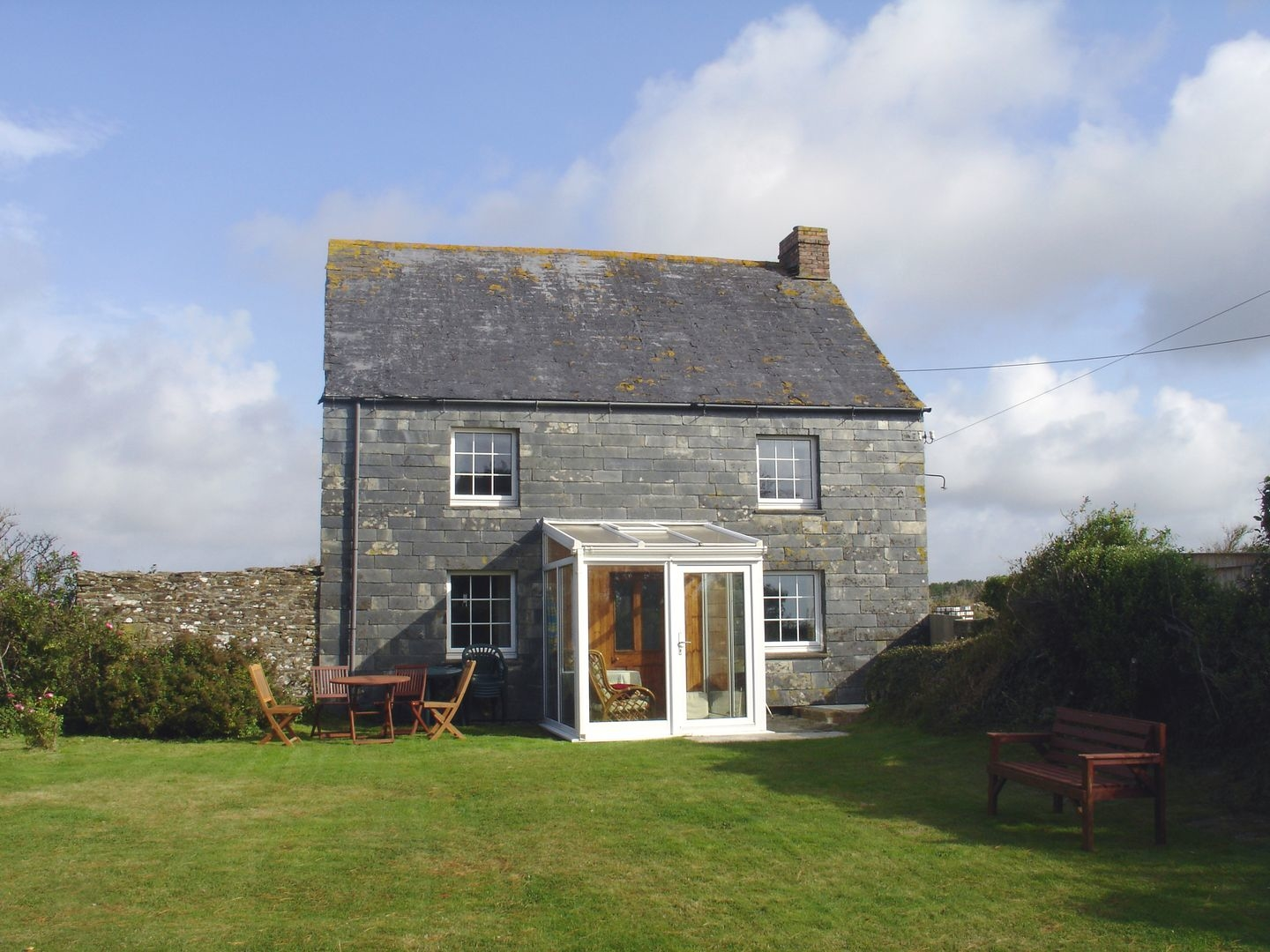 Higher Lanherne Farm holiday rental