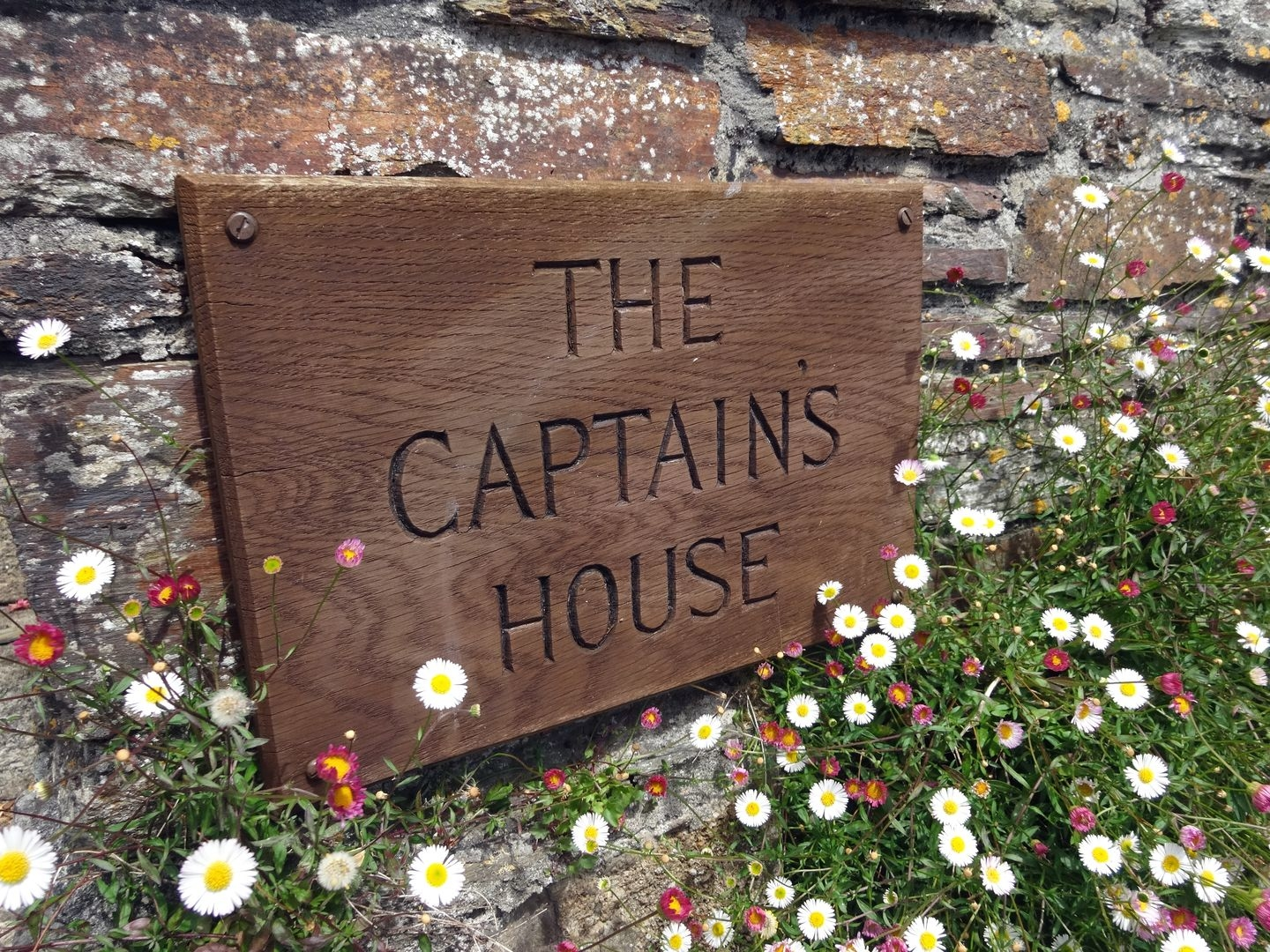 The Captains House