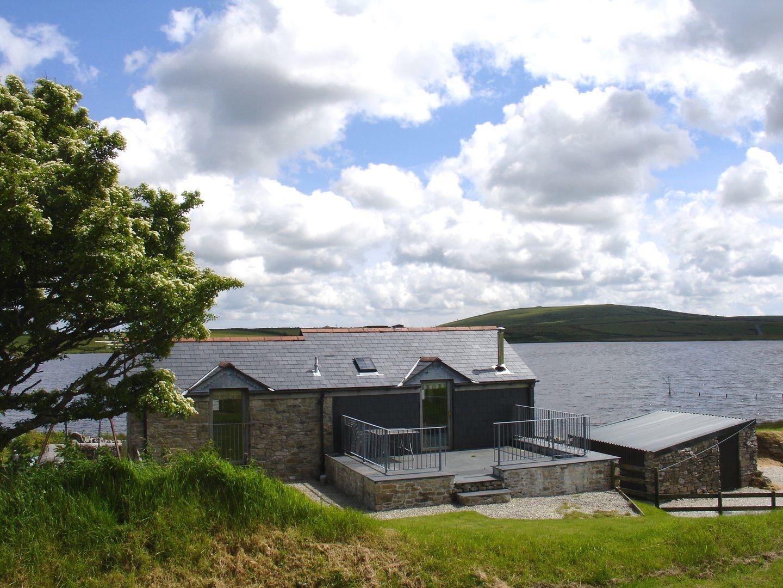 Dozmary Pool Barn