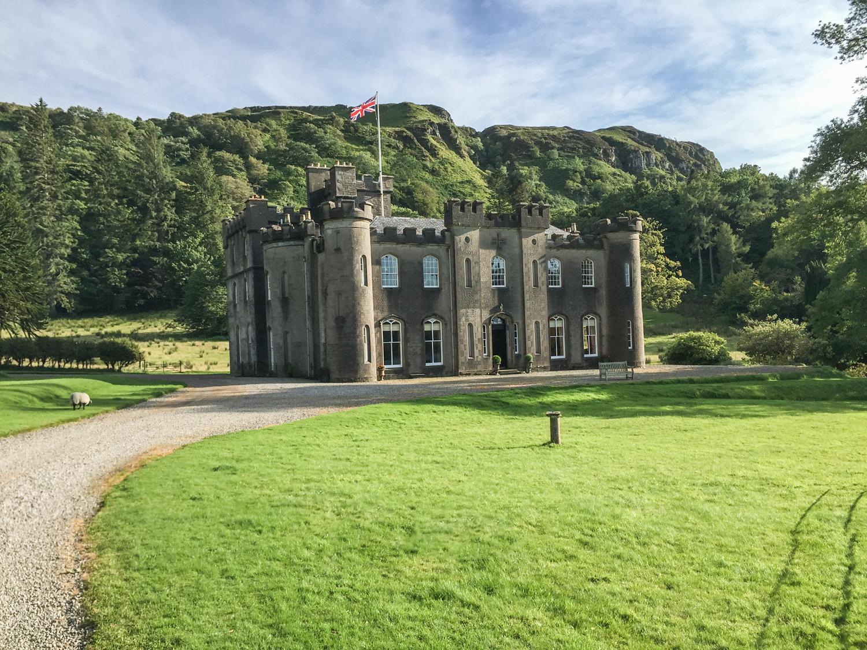 Gallanach Castle Garden Wing