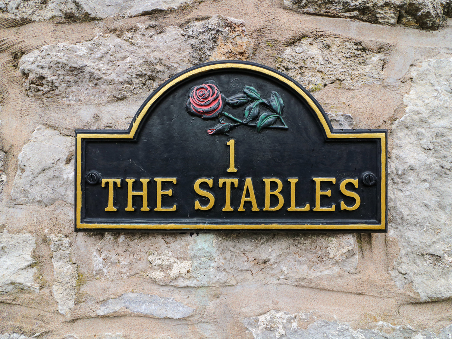 1 The Stables