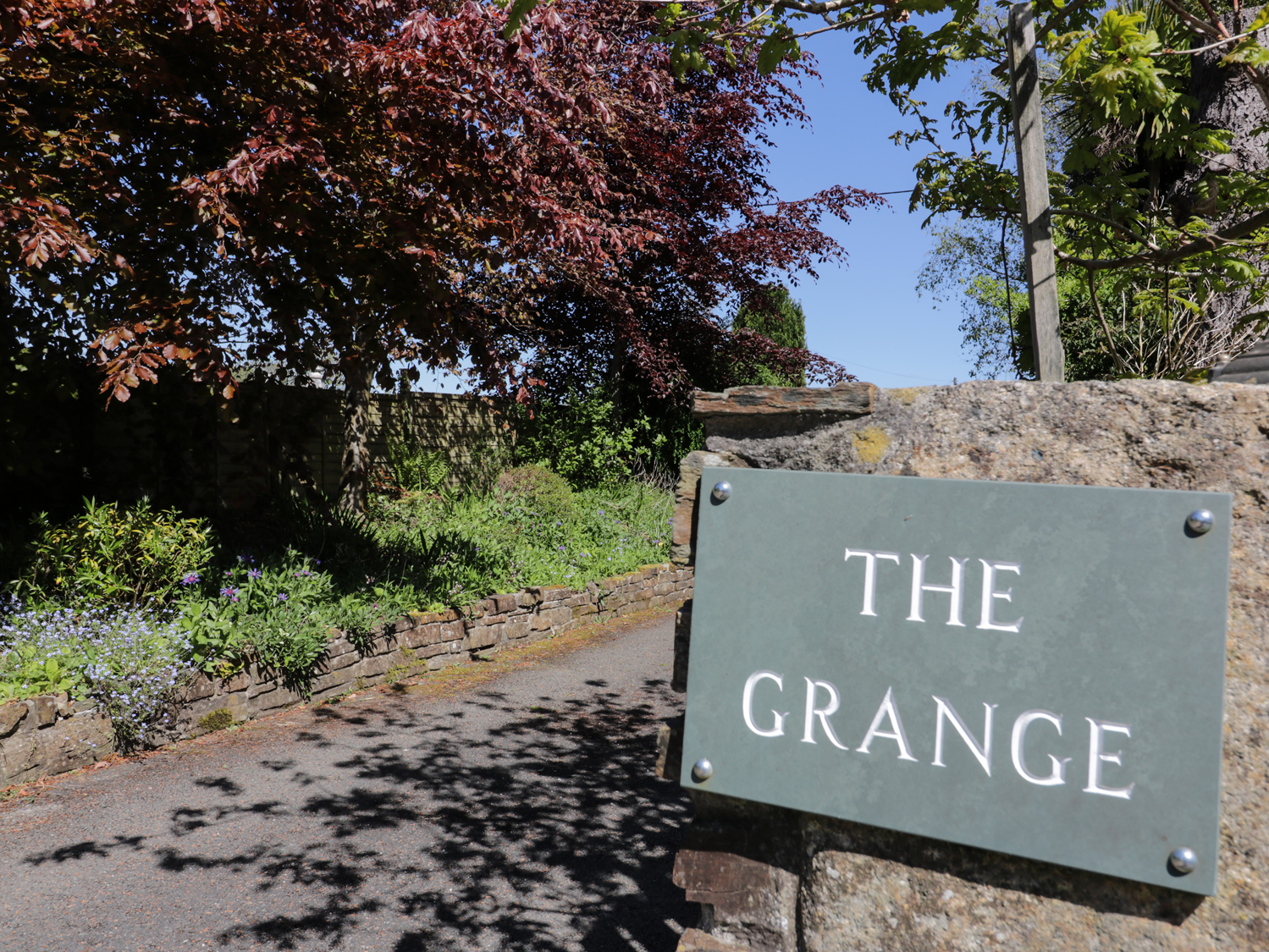 The Grange holiday rental