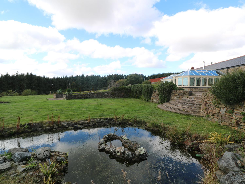 Tregoninny Farmhouse