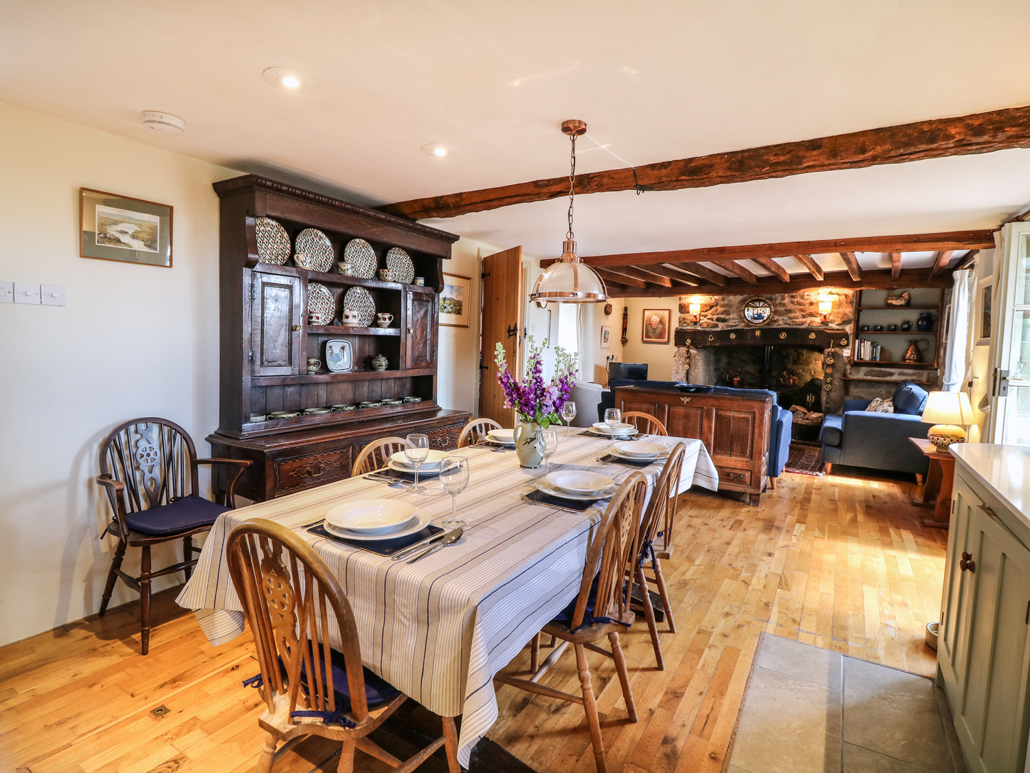 Chilvery Farm Cottage