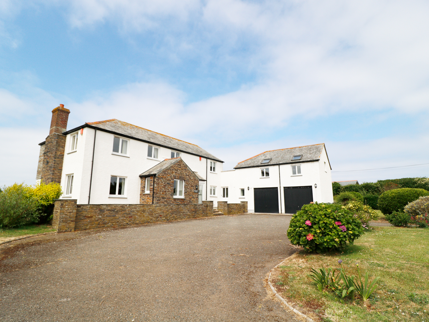 Penhallick House holiday rental