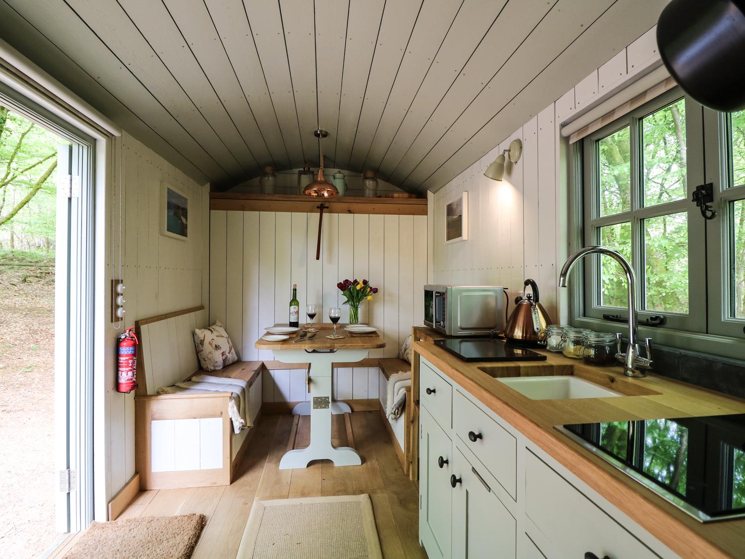 Rock View Shepherd's Hut