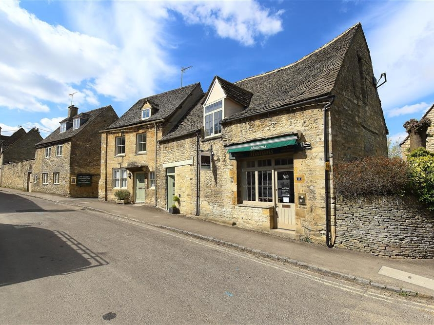 Burford's Old Bakery