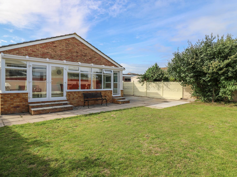 Rossall Beach Cottage