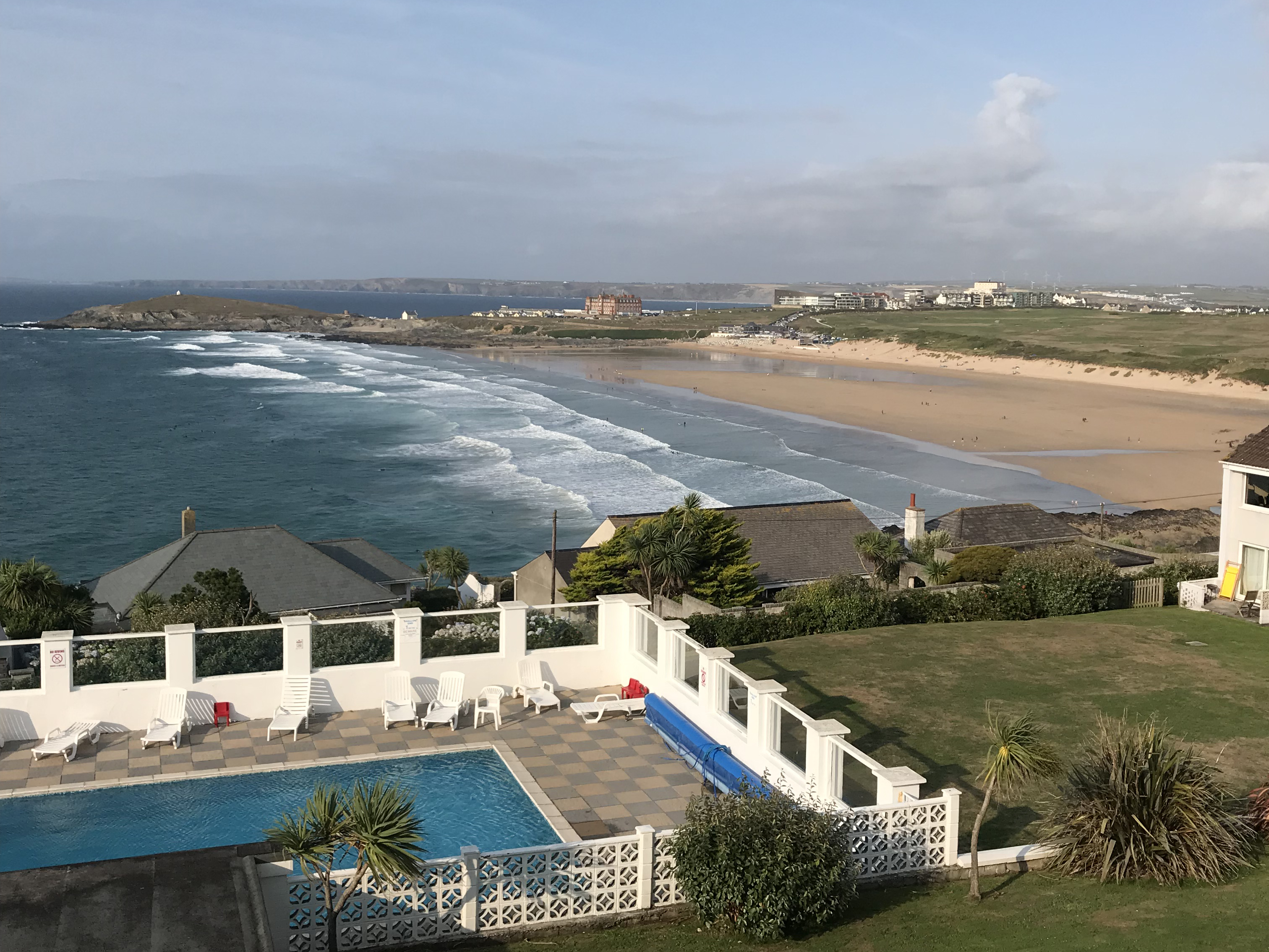 Fistral Surf holiday rental