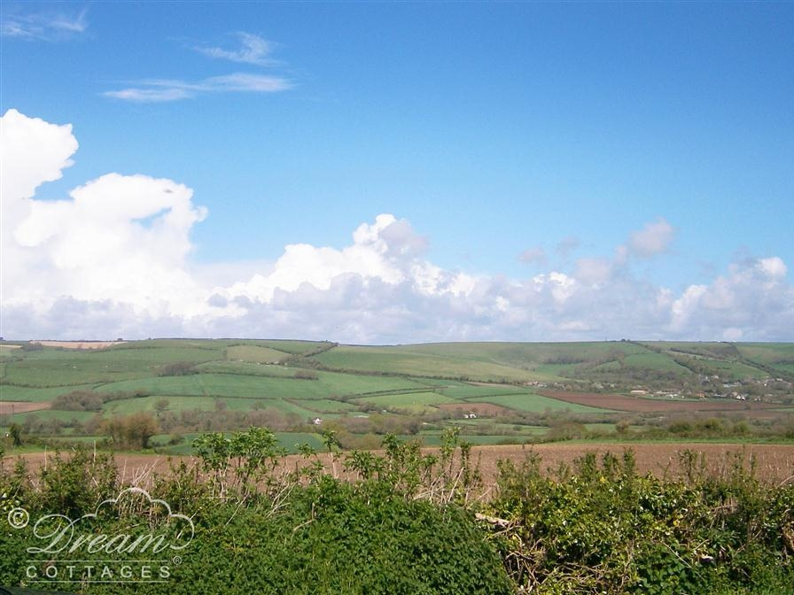 Bride Valley View
