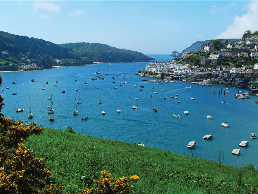 1 The Salcombe