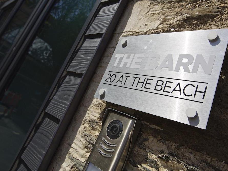 The Barn, 20 At The Beach