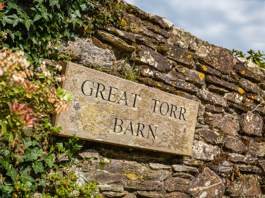 Great Torr Barn