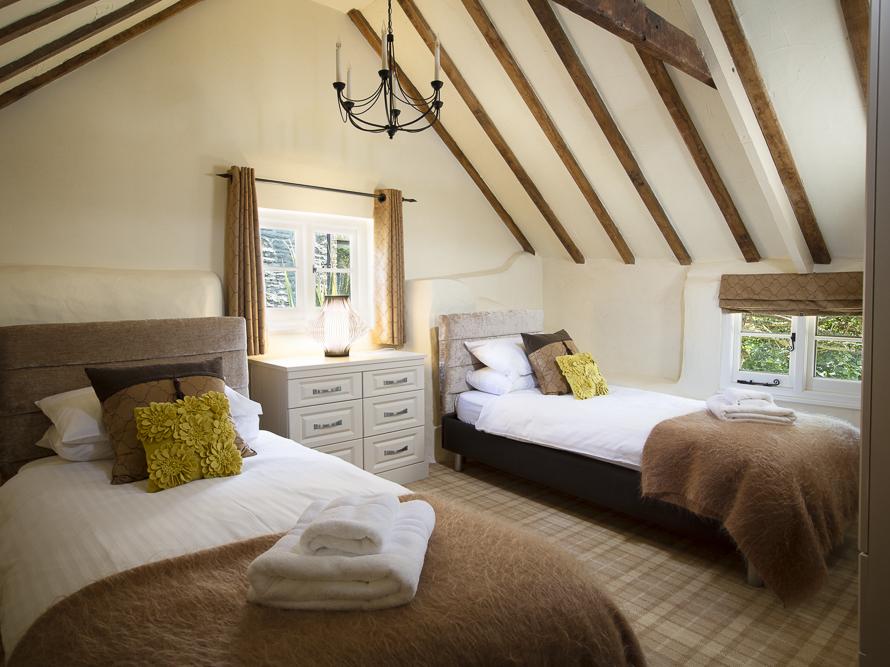 Higher Collaton Cottage