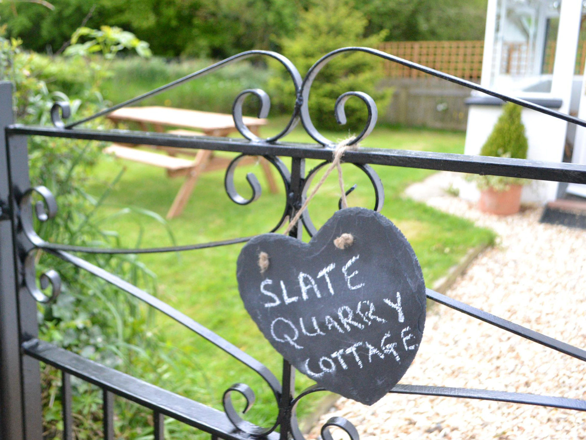 Slate Quarry Cottage
