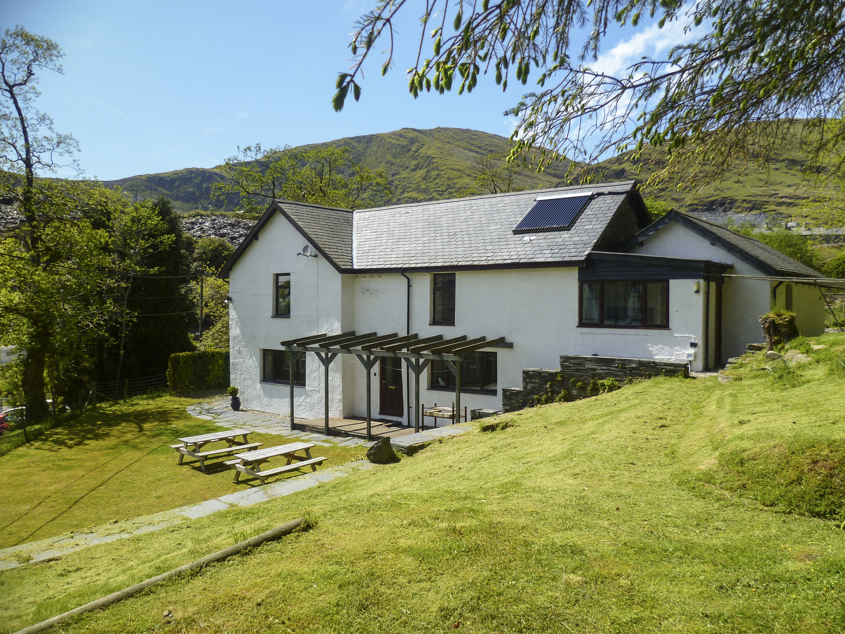 Stiniog Lodge
