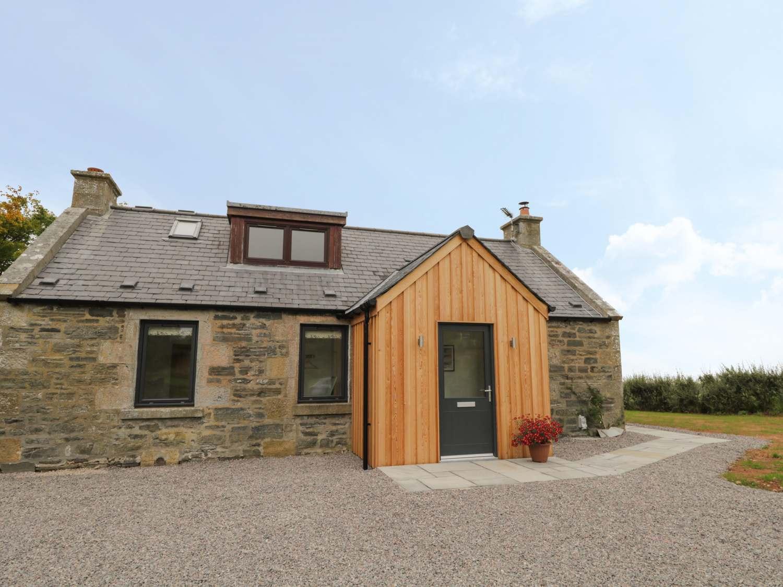 Cottage in Buckie, Scotland