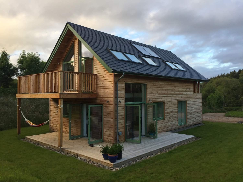 Cottage in Elgin, Scotland