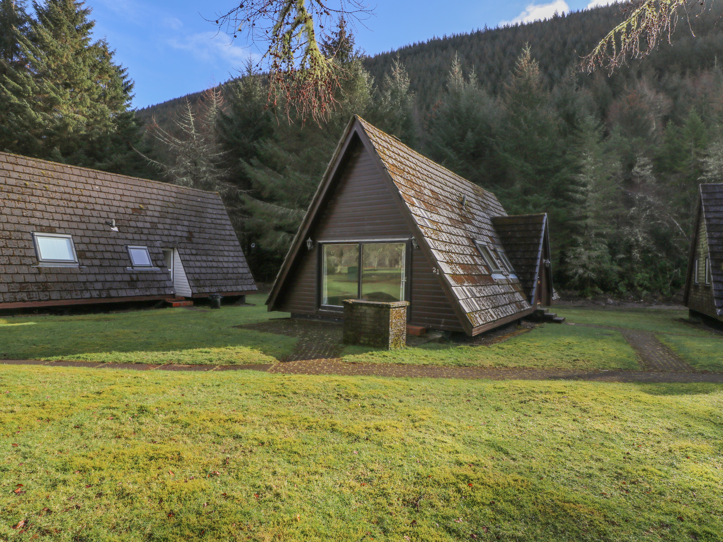 Cottage in Fort William, Scotland