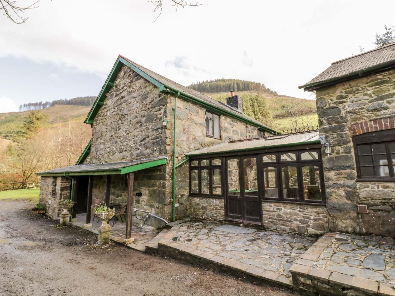 Cottage in Mallwyd, Powys, Wales