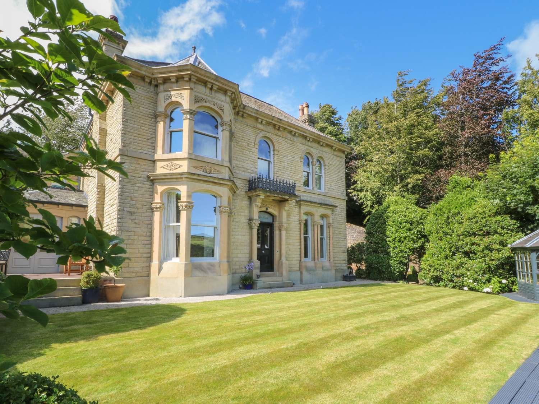 Victorian villa in Yorkshire