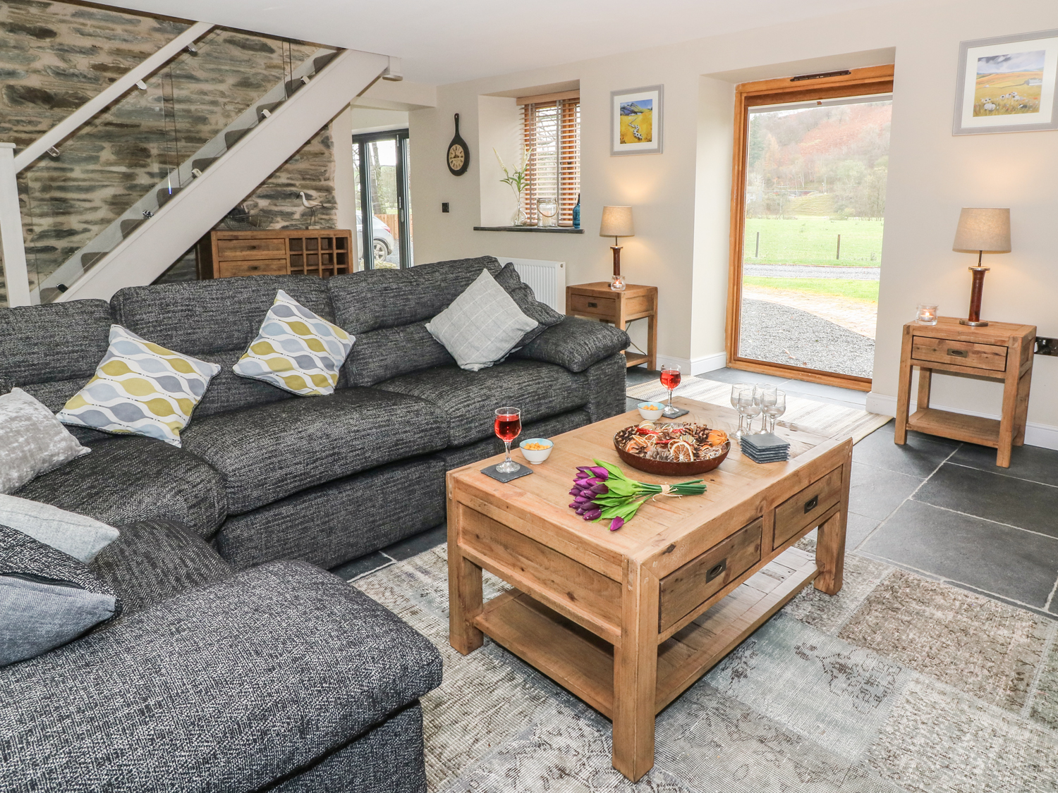 Cottage in Powys