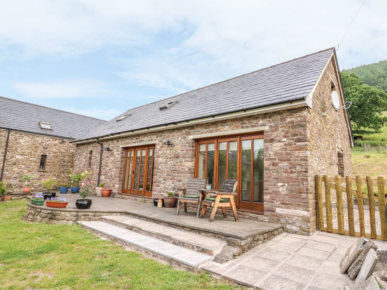 Cottage in Monmouthshire