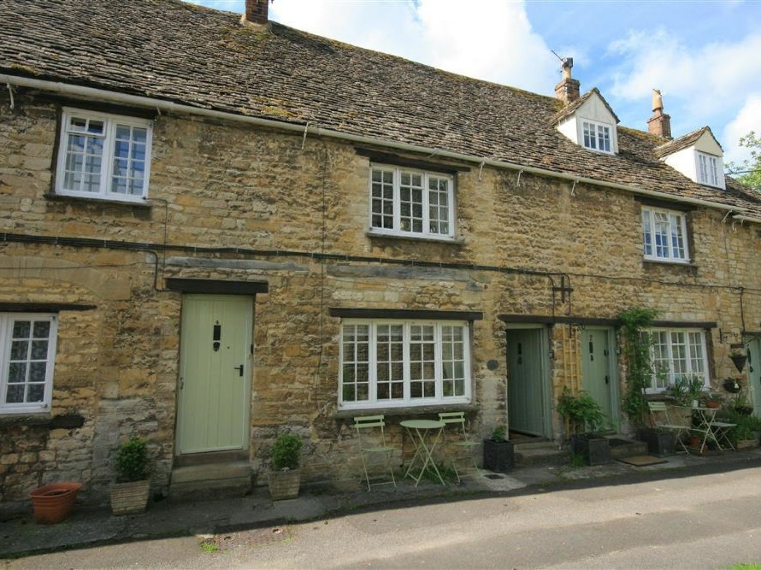 Cottage in Burford, Oxfordshire