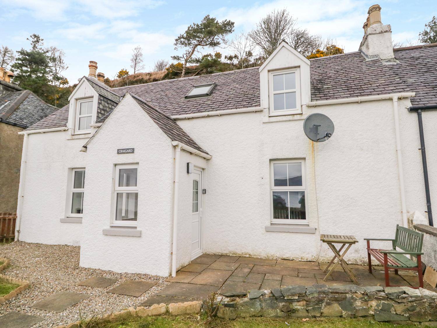 2 bedroom Cottage for rent in Kyle of Lochalsh