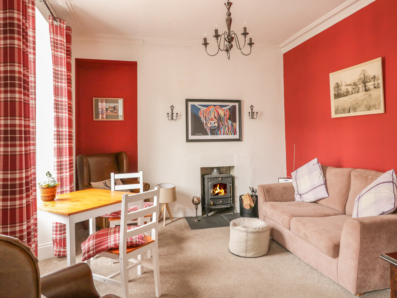1 bedroom Cottage for rent in Isle of Bute