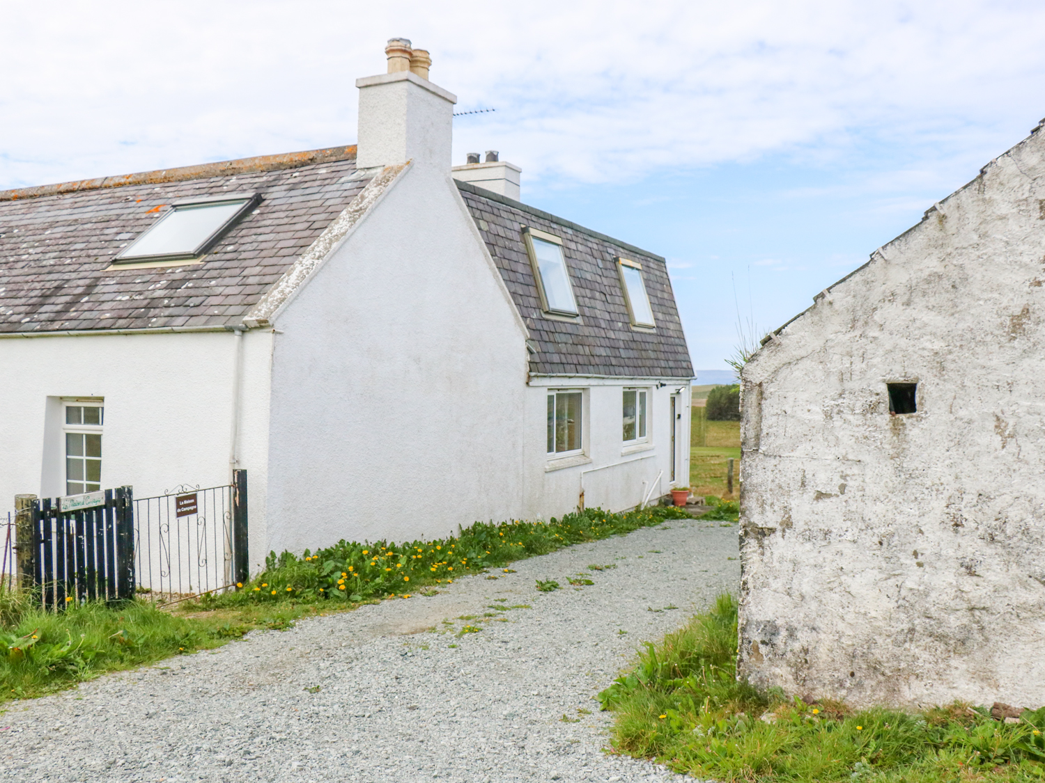 2 bedroom Cottage for rent in Isle of Lewis