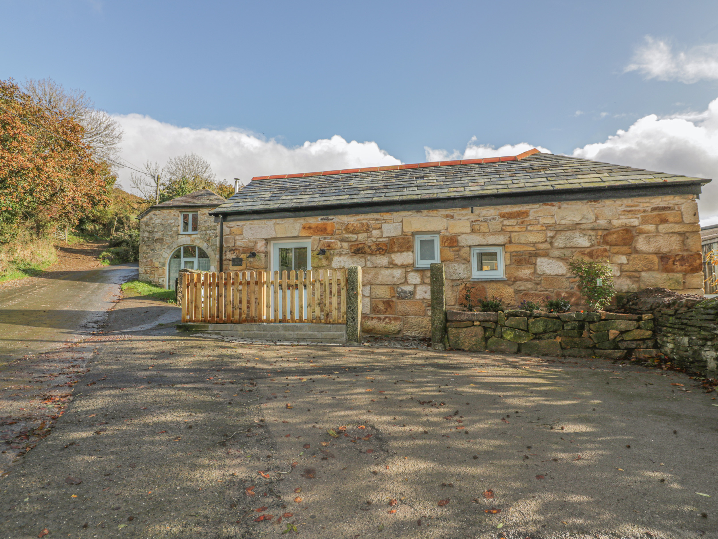 1 bedroom Cottage for rent in Grampound
