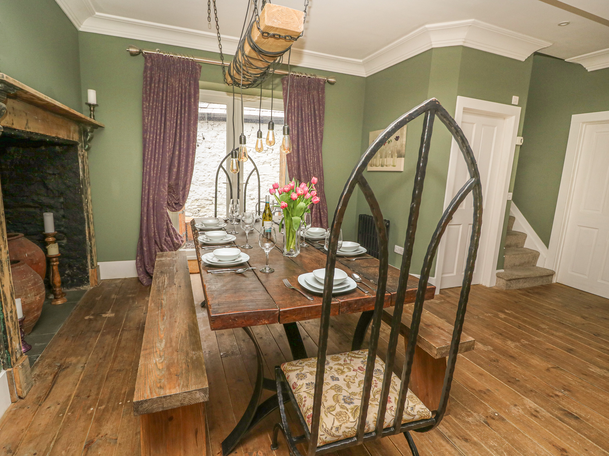 4 bedroom Cottage for rent in Laugharne