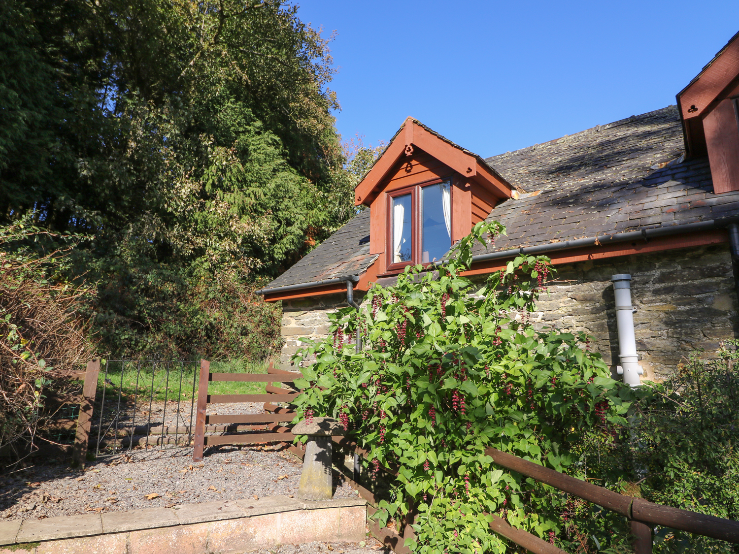 1 bedroom Cottage for rent in Llanidloes