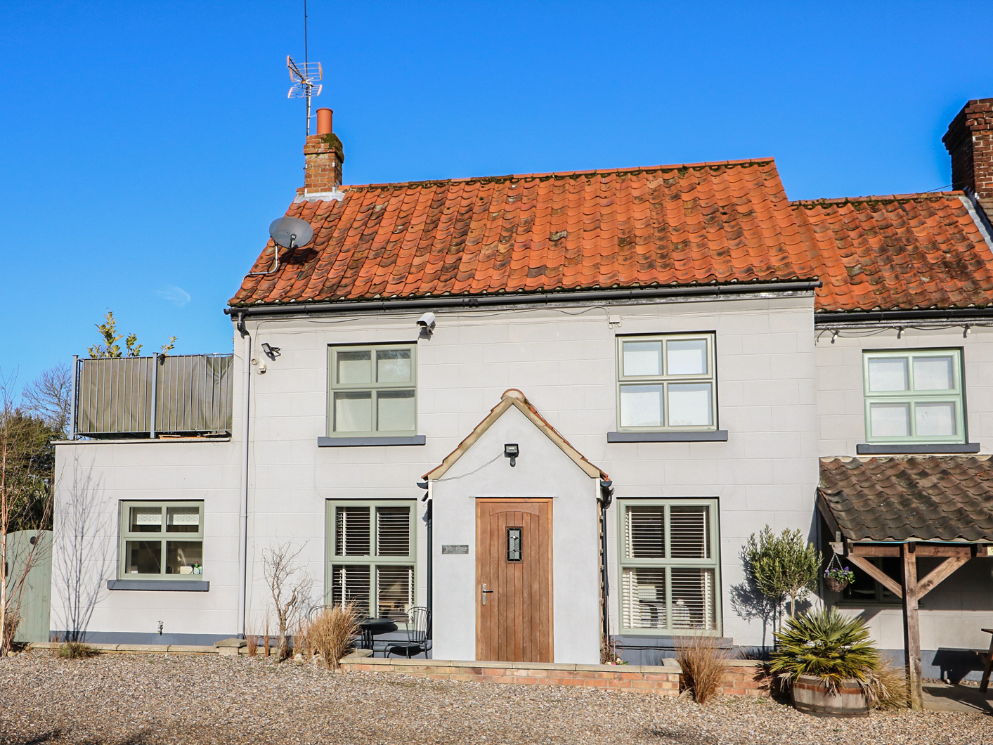 1 bedroom Cottage for rent in Holt