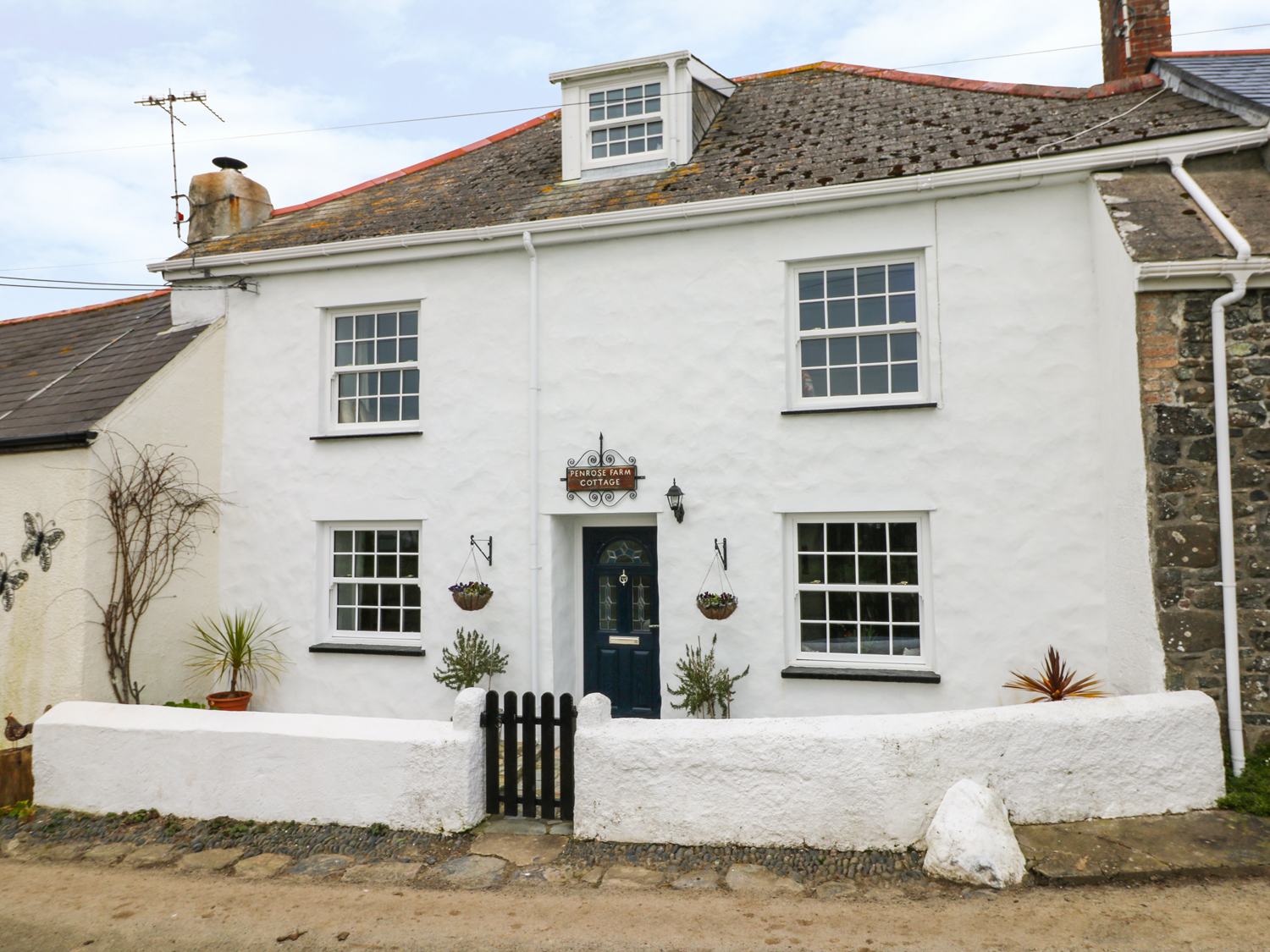 4 bedroom Cottage for rent in Helston
