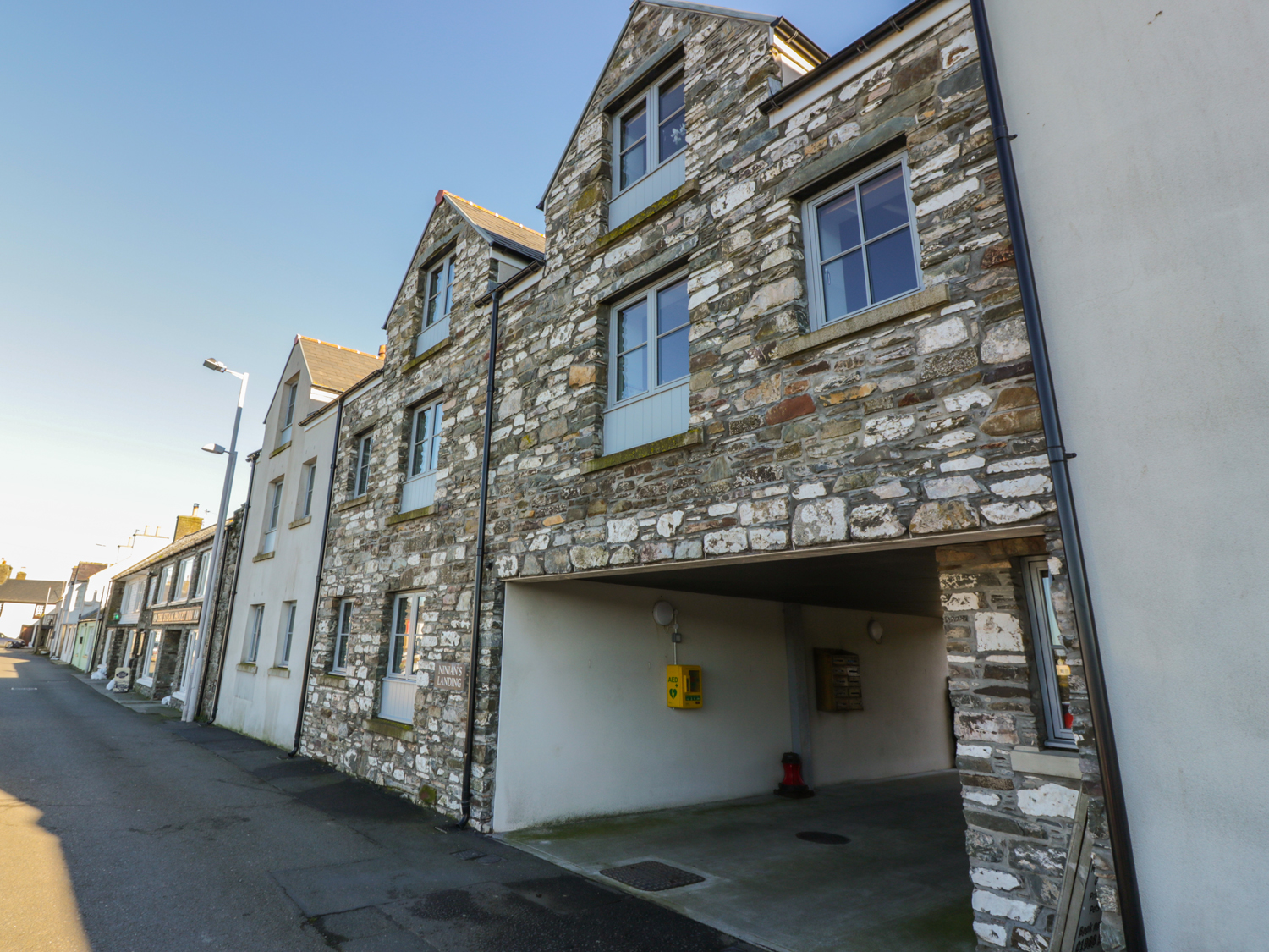1 bedroom Cottage for rent in Isle of Whithorn