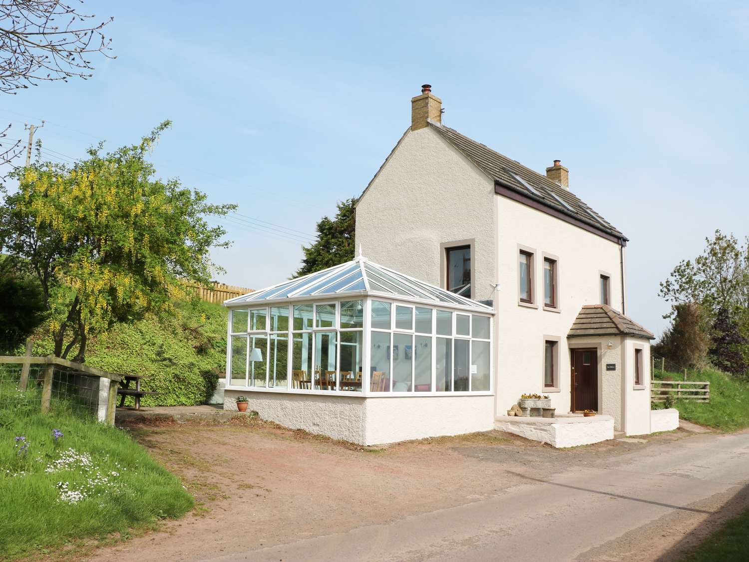 4 bedroom Cottage for rent in St Abbs