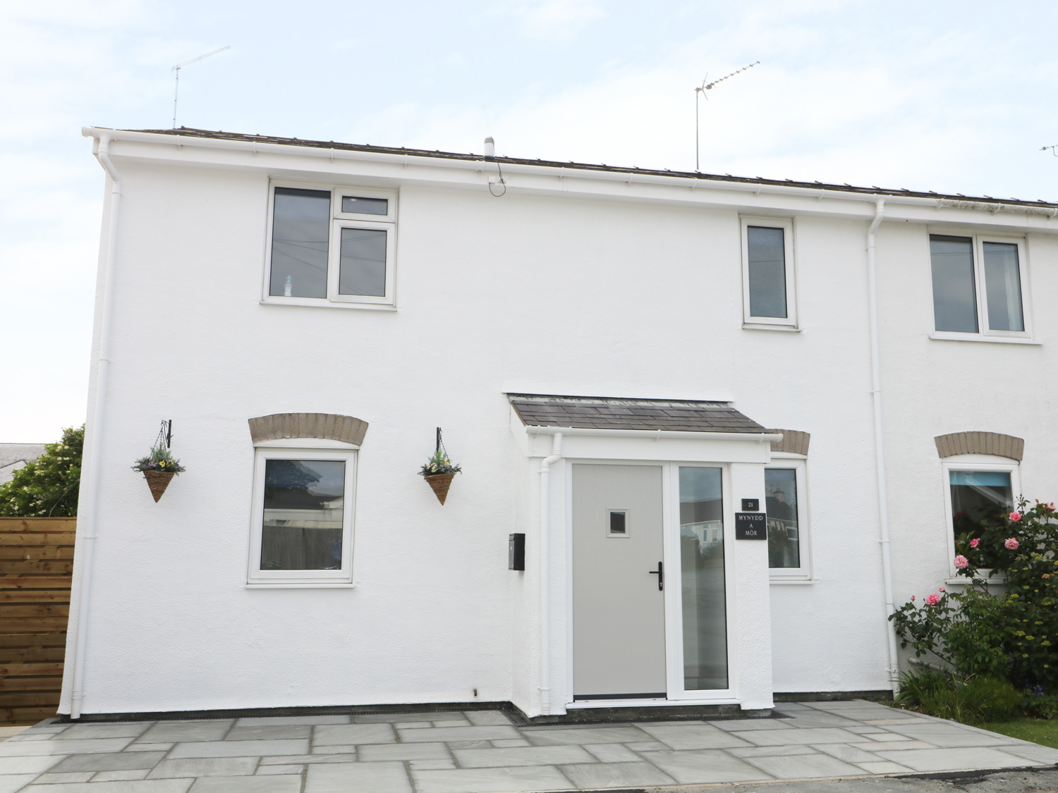4 bedroom Cottage for rent in Morfa Nefyn