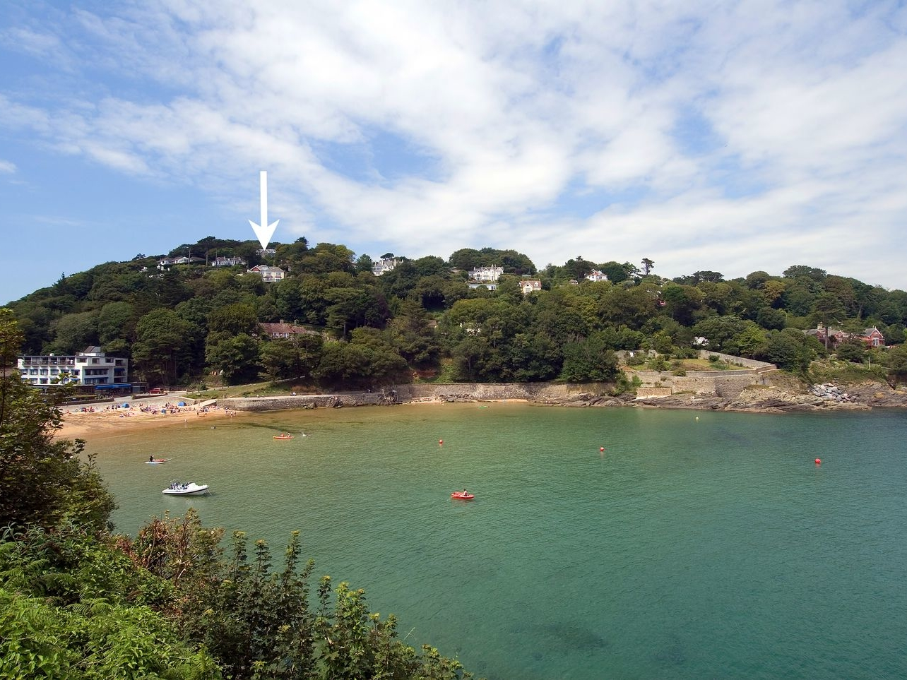 7 bedroom Cottage for rent in Salcombe