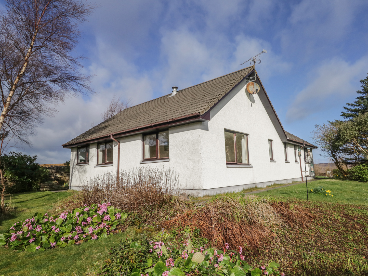 4 bedroom Cottage for rent in Dundonnell