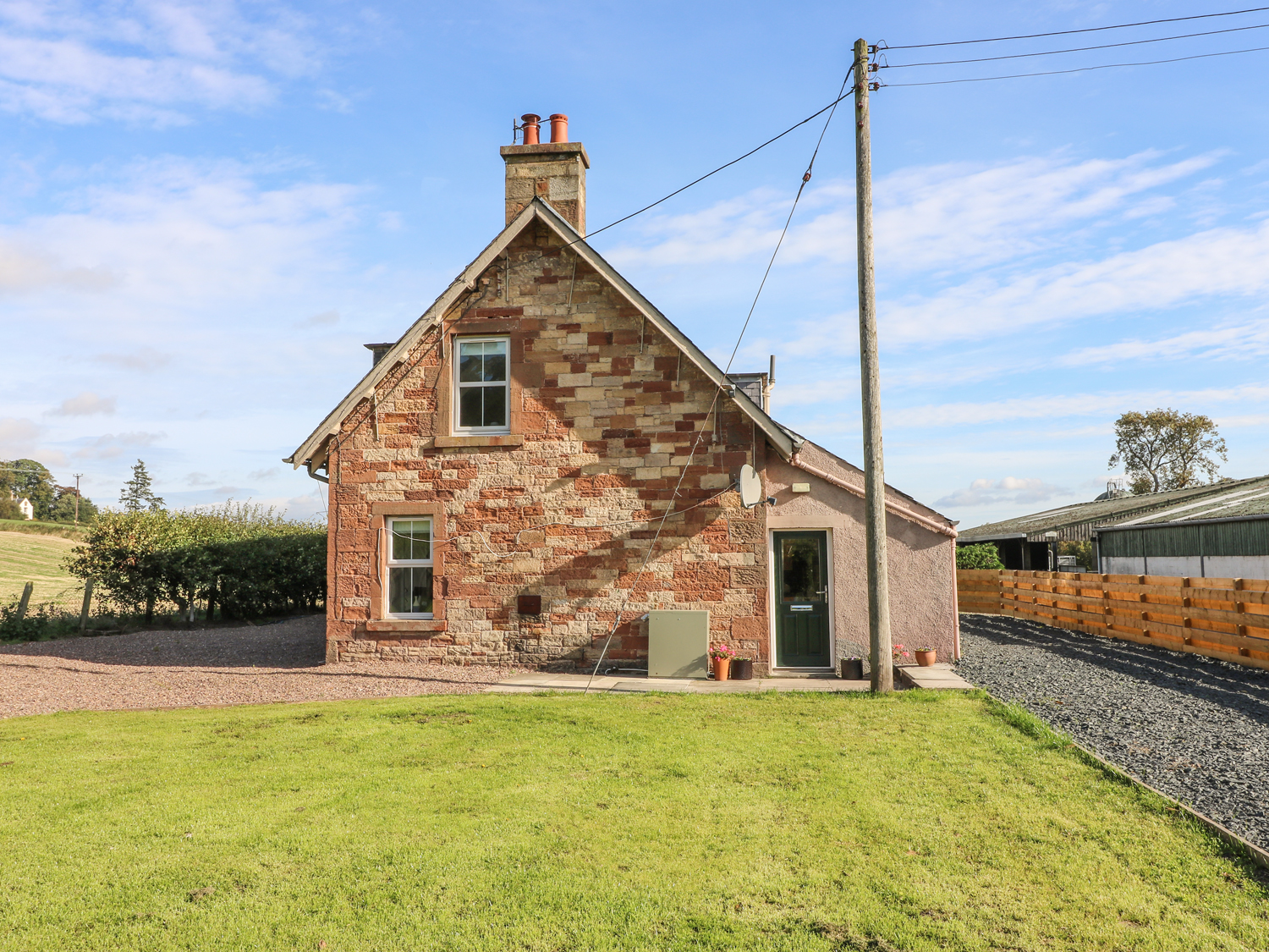 3 bedroom Cottage for rent in Knowesouth