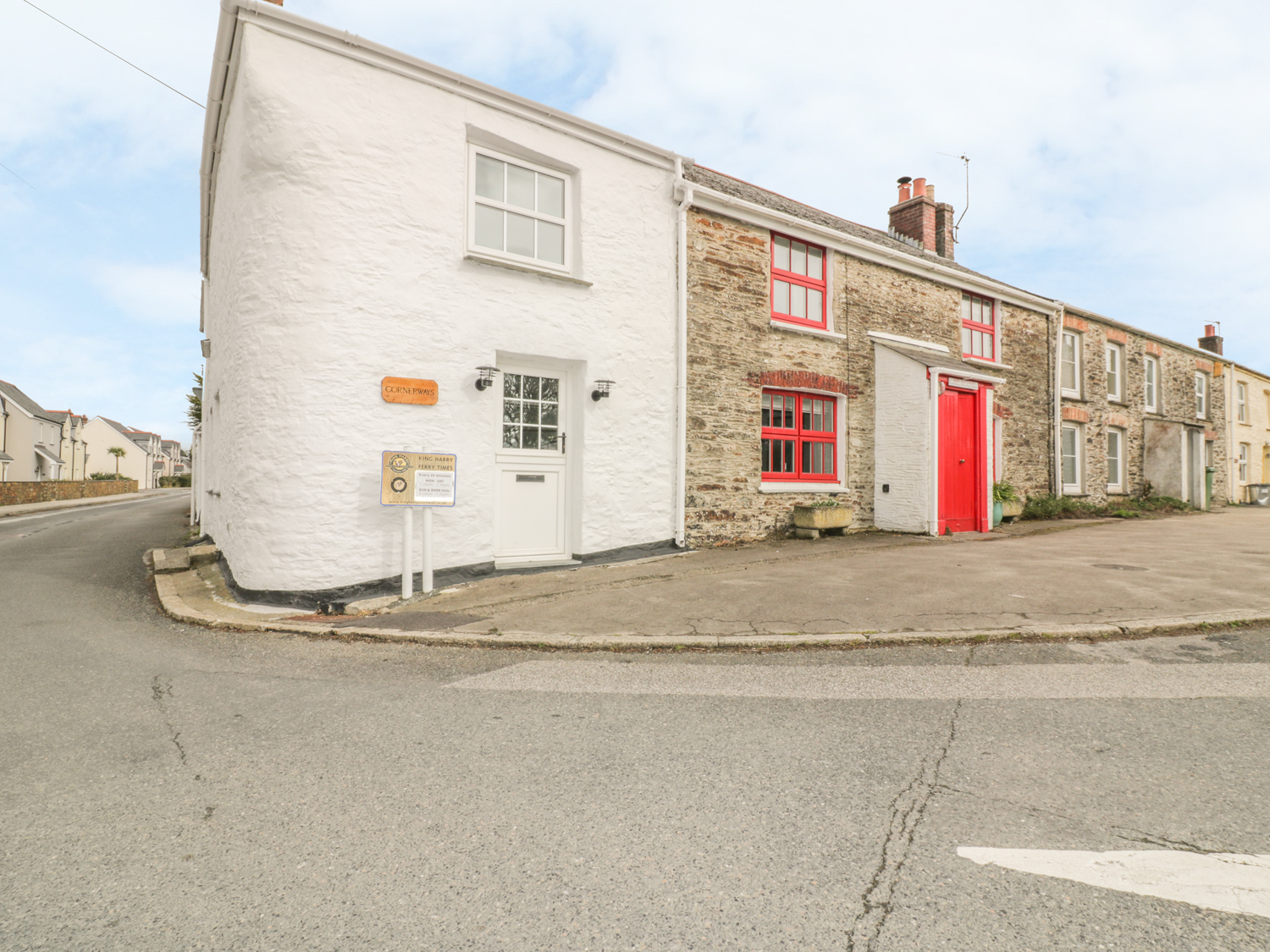 3 bedroom Cottage for rent in St Mawes