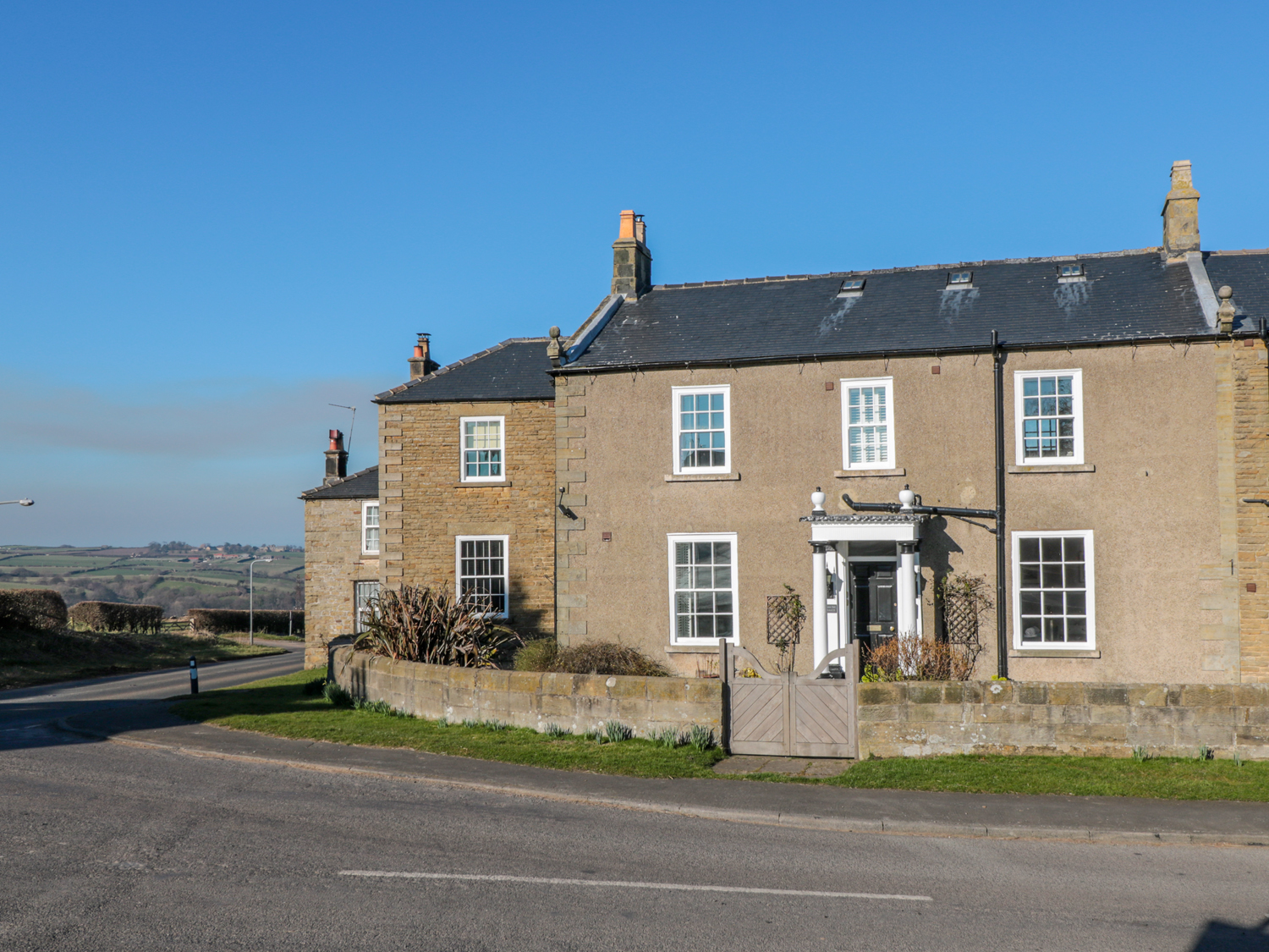 Apartment 7, Sneaton Hall, North York Moors and Coast
