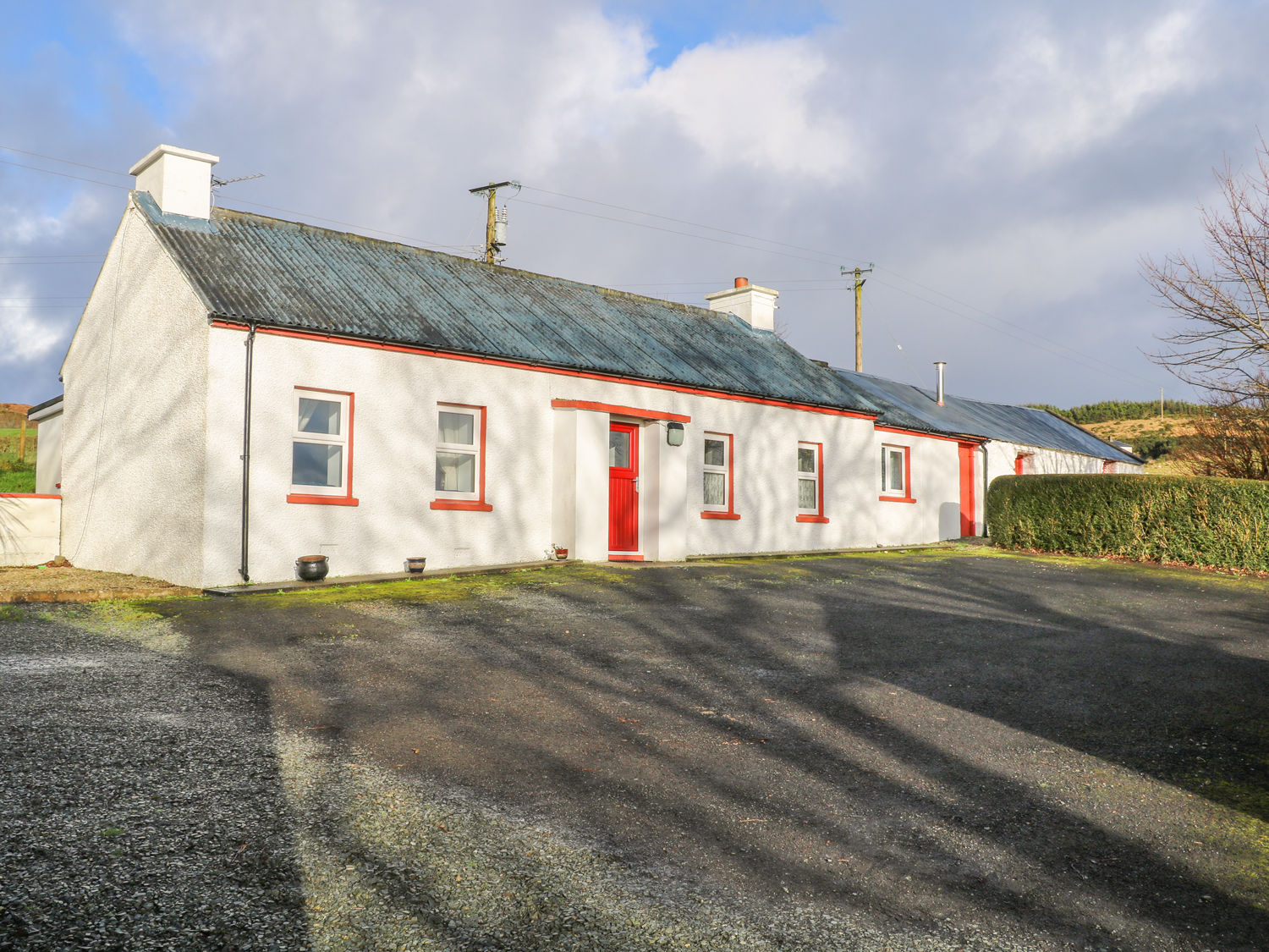 Barney's Lodge, County Donegal