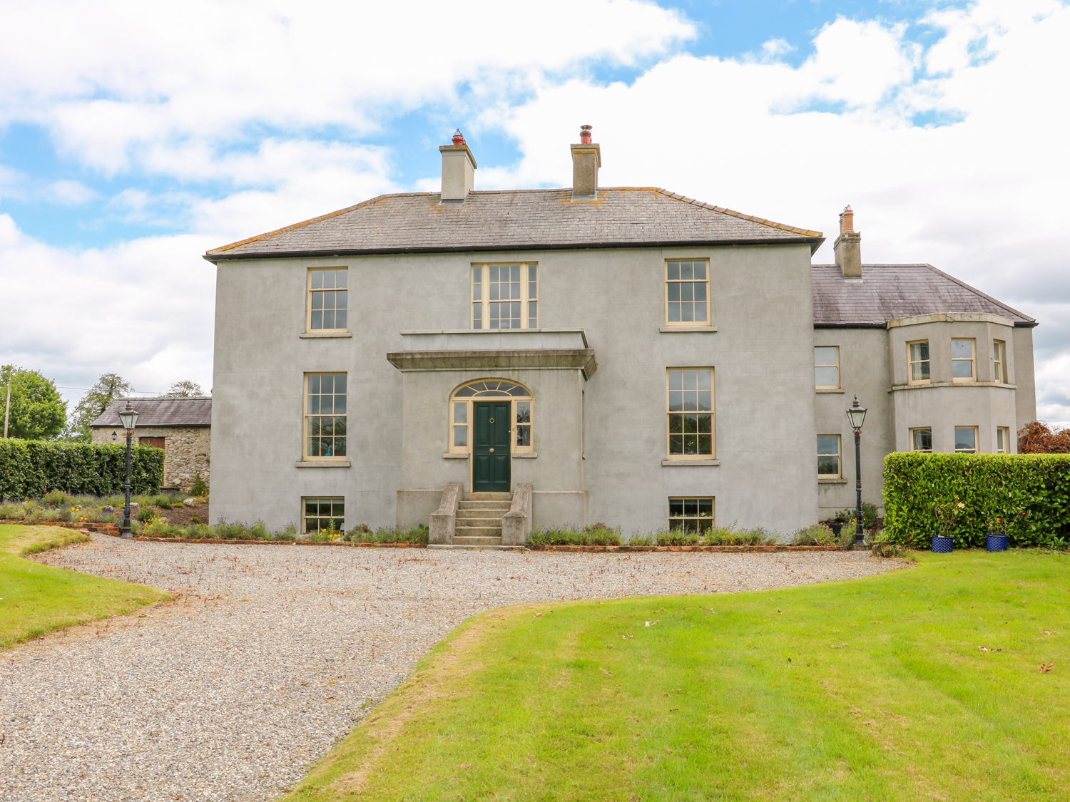 The Lodge at Raheengraney House, County Wicklow