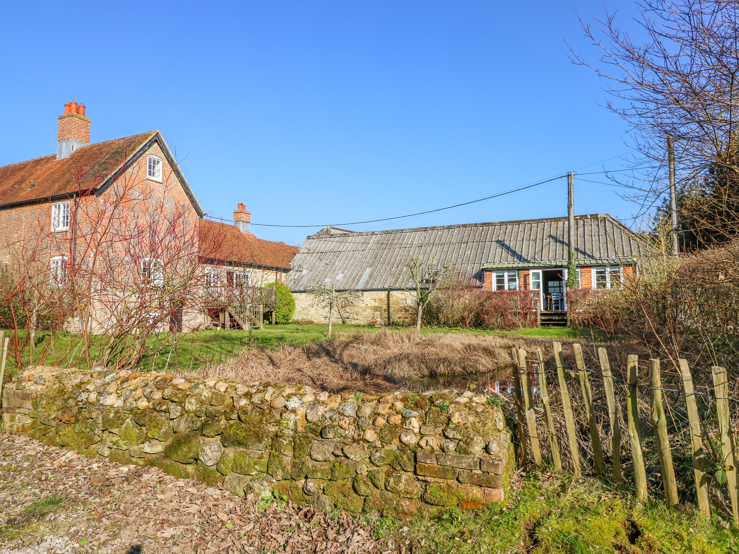 The Cowshed, Isle of Wight