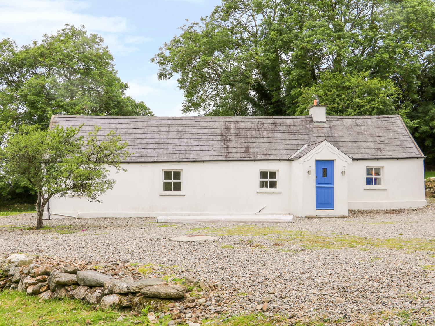 The Old White Cottage, County Wicklow