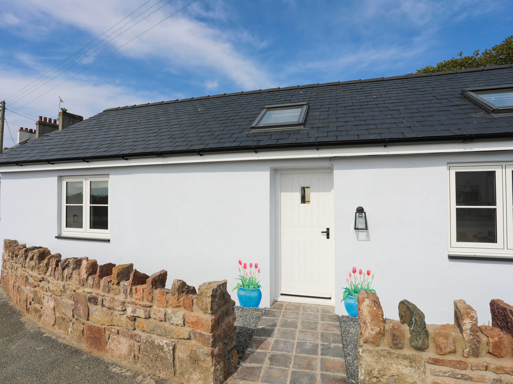 Bron Haul, Anglesey